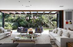 Uberlegen 70 Moderne, Innovative Luxus Interieur Ideen Fürs Wohnzimmer   Tropisch  Pflanzen Modern Ausstattung Wohnzimmer Glastisch