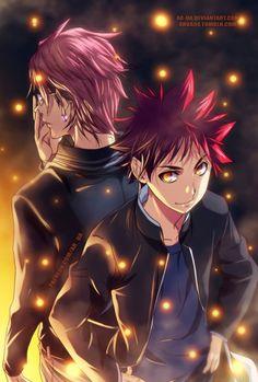 Shokugeki no Soma Capítulo 163 página 26 - Leer Manga en Español gratis en NineManga.com
