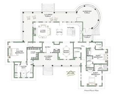 Future home? Palm Garden Retreat - Coastal Living (Plan SL-1113 ...