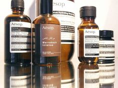 Aesop Review Skin care Natural