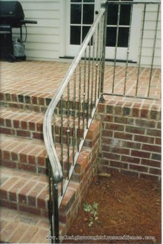 Best Wrought Iron Porch Railings Wilmington Nc Custom Wrought 400 x 300
