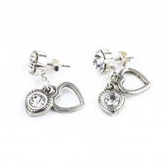 The UK's largest online stockist of the latest Bibi Bijoux Jewellery. Confident Woman, Wedding Earrings, Heart Earrings, Jewelry Branding, Swarovski Crystals, Wedding Day, Valentines, Jewellery, Stone