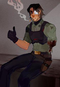 Young McCree by quintilli0n