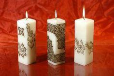 ** Svíčky **