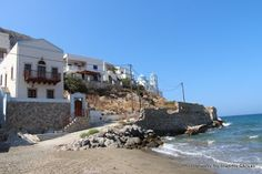 The village of Kantouni on the island of Kos in Greece. It is a very small seaside village off the beaten track with a nice sandy beach. Seaside Village, Greek Islands, Kos, Greece, Nice, Beach, Water, Outdoor, Greek Isles