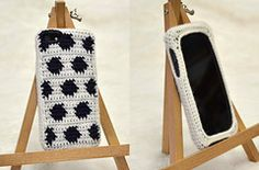 Crochet Free Pattern, iPhone