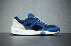 BWGH x Puma R698: Blue