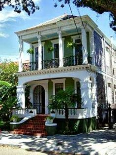 New Orleans, LA 70116. Five Continents Bed And Breakfast, Exterior