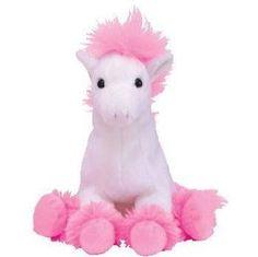 beanie babies photos - Google Search Kids Toy Store, New Kids Toys, Beanie Buddies, Ty Beanie, Buy Toys, Cute Horses, Animal Fashion, Toy Sale, Big Eyes
