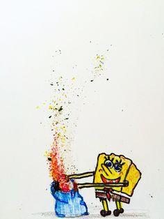 Spongebob Spongebob, Bart Simpson, Snoopy, Fictional Characters, Sponge Bob, Fantasy Characters