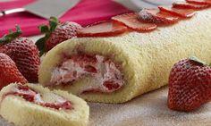 Delicie-se com sobremesas de morango - Culinária - MdeMulher - Ed. Abril