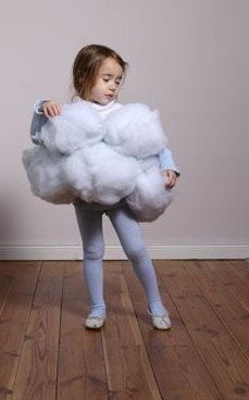 Little Cloud costume :)