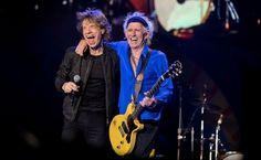 Mick Jagger and Keith Richards - the Glimmer Twins., Dartford's finest