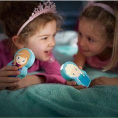 Süße Disney Frozen Taschenlampe - Elsa
