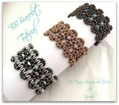 Beading pattern BB-Bracelet in English   D.I.Y by EnvyBeadwork