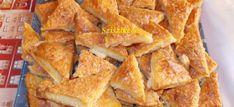 Salty Snacks, Spanakopita, Sweet And Salty, Winter Food, High Tea, Crackers, Cornbread, Snack Recipes, Bacon