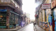Η Αθήνα υπό την αφρικανική σκόνη (Φωτορεπορτάζ) | TVXS - TV Χωρίς Σύνορα