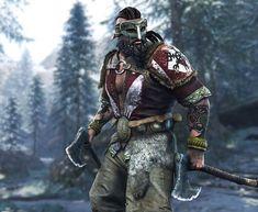 For Honor - Disponível agora para Xbox One, e PC Viking Art, Viking Warrior, Xbox One, For Honor Viking, Viking Berserker, Warrior Drawing, Building Illustration, Western Comics, Norse Vikings