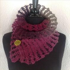 Regnbuer - Strikkekit www.dragenkunst.dk Crochet Earrings, Knitting, Accessories, Jewelry, Fashion, Jewellery Making, Moda, Jewerly, Tricot