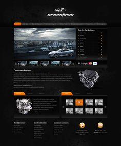 CT Engines Orange by zee7