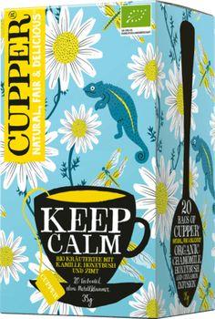Bio Tee Keep Calm, 20x1,75g