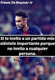 Resultado De Imagen Para Frases De Neymar Frases De Futbol