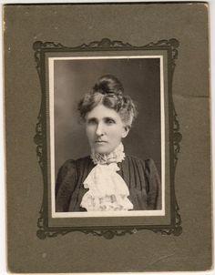 """Laura Ladocia """"Docia"""" Ingalls Forbes (1846 - 1918) - Birth: Jul. 8, 1846 Death…"""