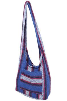 Our Hippie Bags are in a hobo bag style constructed from a soft and durable…