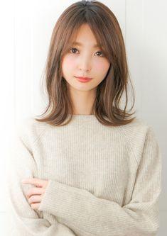 Asian Woman, Asian Girl, Short Hair Cuts, Short Hair Styles, Kawaii Hairstyles, Female Hairstyles, Asian Haircut, Kawaii Faces, Cute Japanese