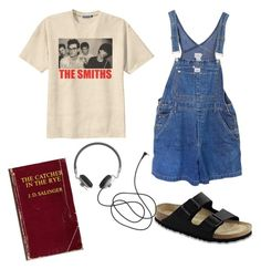 hey!!! by spudbabe on Polyvore featuring polyvore mode style Calvin Klein Birkenstock