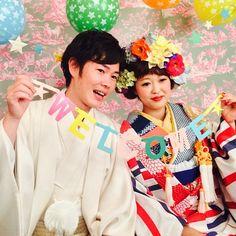 オーダーメイドフォトウエディング(Photo Wedding) 色打掛(Kimono):01-4212
