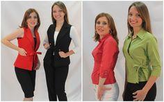 Uniforme de Trabalho Femininos: Modelos