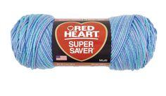 Ocean Super Saver Economy Yarn   Red Heart