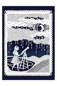 Galerie / Sarah Trumbauer, du rêve soigneusement découpé / étapes: design & culture visuelle