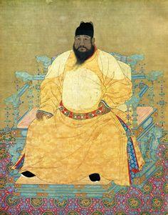 Ming Taizu -- Baptista