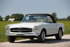 Mercedes-Benz 230 SL ★。☆。JpM ENTERTAINMENT ☆。★。