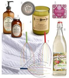 Spoil thyself! Gift these products piecemeal, bundle them up in a gift basket or pick out a few for yourself—you deserve to be pampered! #WorldMarket #Gifts