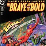 Flash & Green Lantern: The Brave and the Bold/Covers | DC Database | Fandom