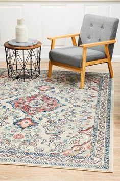 Avenue 705 Pastel Rug - Online Only - Matt Blatt Transitional Rugs, Old World Charm, Rugs Online, Interior Styling, Pastel, Design Inspiration, Beige, Black Friday, Store