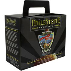 Milestone brewery Donner & blitzed  real ale kit by Homebrew2u