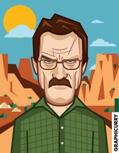 prasadbhat breaking bad graphicurry