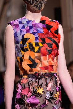 Maison Martin Margiela Spring 2013 Couture Collection Slideshow on Style.com