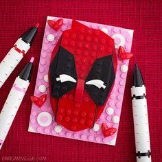 Deadpool the most romantic gentleman in town http://www.brothers-brick.com/2016/02/14/deadpool-the-most-romantic-gentleman-in-town/