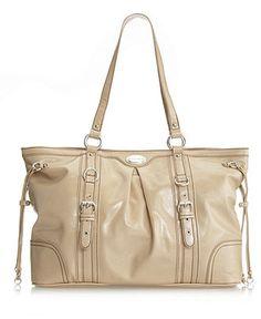 Nine West bag.  Love the color