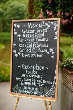 Once Upon A Wedding… » Blog Archive Hudson Valley Weddings - 10 Creative Chalkboard Ideas for Weddings - Once Upon A Wedding...