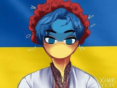 Mundo Comic, Country Women, Ukraine, Disney Characters, Fictional Characters, Geek Stuff, Canada, Concept, Comics
