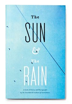 Oliver Munday - The Sun and the Rain #book #design #cover