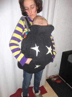 Trage cover, manducca, tragetuch, selfmade, baby, mama