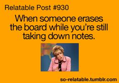Funny Relatable Quotes gifs | gif funny gifs lmao school class i can relate teen quotes relatable ...