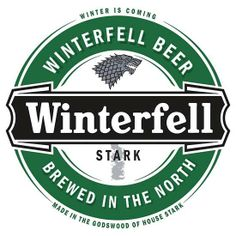 Fantasy Beer Packaging - The satansbrand Game of Thrones Alcohol Logos are Hilarious (GALLERY)